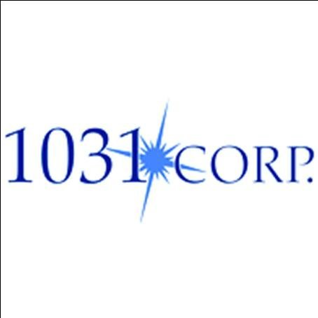 1031 CORP logo, one of the best 1031 exchange companies